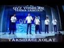 QVZ Terma Yoshlar,Taksidagi Xolat,Qiziqchi Otaxon,Uzbek Prikol 2013