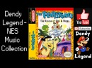 The Flintstones: The Rescue of Dino & Hoppy NES Music OST Song Soundtrack - Sound Effect [HQ]