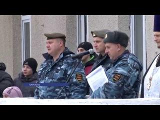 19 годовщина со дня образования специальной моторизованной войсковой части