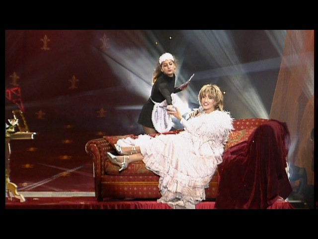 Ирина АЛЛЕГРОВА, ФОТОГРАФИЯ 9Х12, Шоу-программа Бенефис Ирины Аллегровой, 2000
