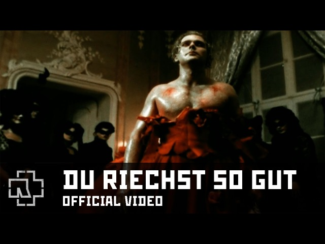 Rammstein Du Riechst So Gut '98 Official Video