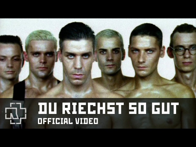 Rammstein Du Riechst So Gut '95 Official Video