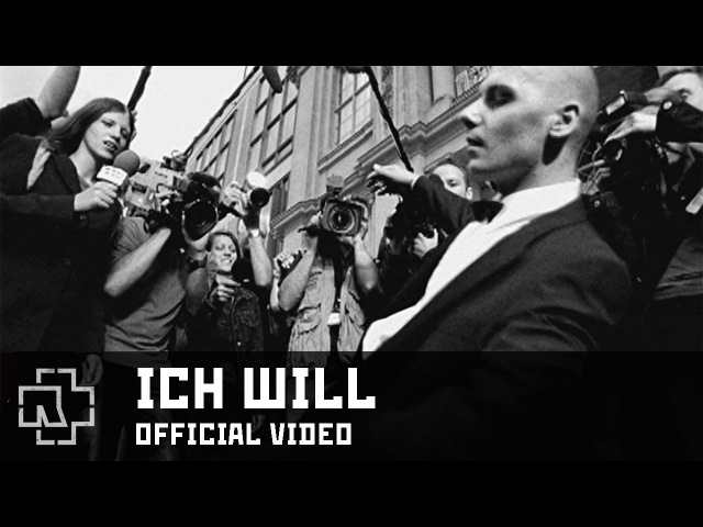 Rammstein - Ich Will (Official Video)