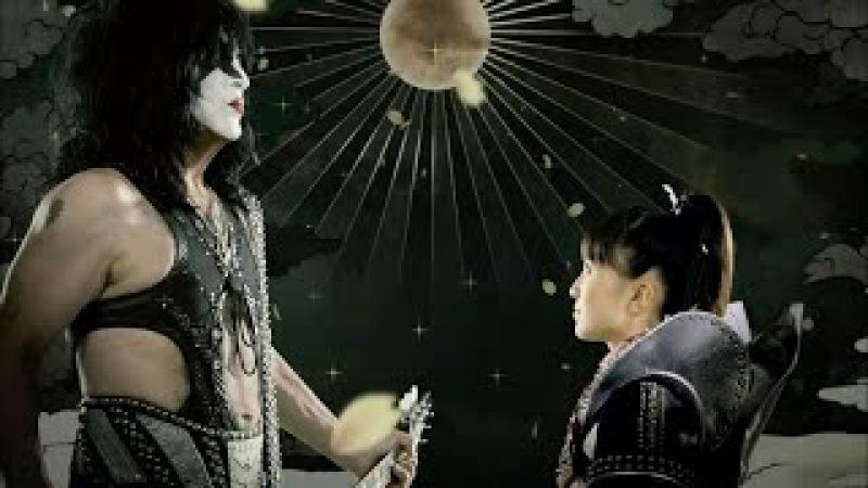 【ももクロMV】ももいろクローバーZ vs KISS - 夢の浮世に咲いてみな(YUMENO UKIYONI SAITEMINA/MO