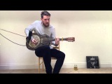 Tom Rushen Blues - Charley Patton - Cover By Dave Hick