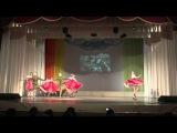 ДШИ г.Инта отчетный концерт хореографии. Часть 3