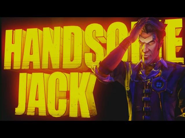 Borderlands The Pre Sequel Post Credits Scene Ending / Handsome Jack is Born