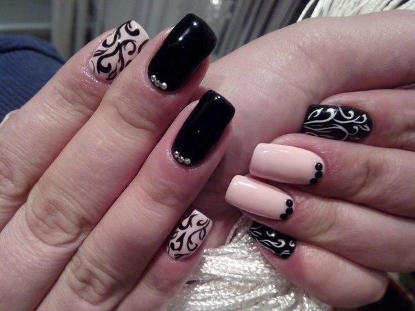 Крутые дизайны ногтей фото