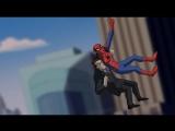 [HD] Грандиозный Человек-Паук | Новый Приключения Человека-Паука | The Spectacular Spider-Man, сезон 1 серия 1