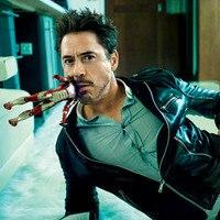Marvel подарила Роберту Дауни мл. первую букву из названия Мстителей.