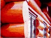 Защита от растрескивания торцов сруба