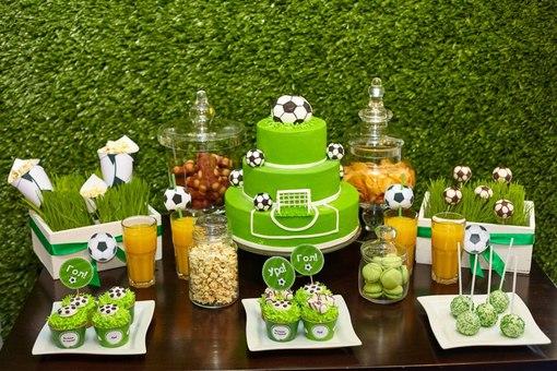 этом часто день рождения в футбольном стиле для ребенка сколько лет