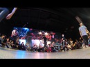 Canaction Amrah vs DRock FRock | Tricks 2x2 | 1/2 | COMBO NATION 7 | 2015