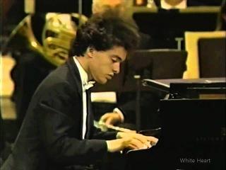 [ Evgeny Kissin 예브게니 키신 小澤 征爾 Ozawa Seiji ] Tchaikovsky Piano Concerto No.1 (Carnegie Hall 1995)