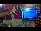 arduino & st7920