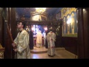 Божествена Света Литургия в Богословски факултет Сф