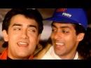 ХОЧУ ЖЕНИТЬСЯ НА ДОЧЕРИ МИЛЛИОНЕРА - 1994 - Do Mastane Chale - Aamir Khan, Salman Khan, Andaz Apna Apna Song