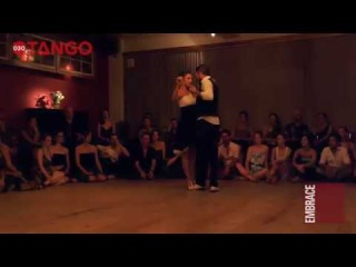 Rocío Lequio y Bruno Tombari - Indio Manso