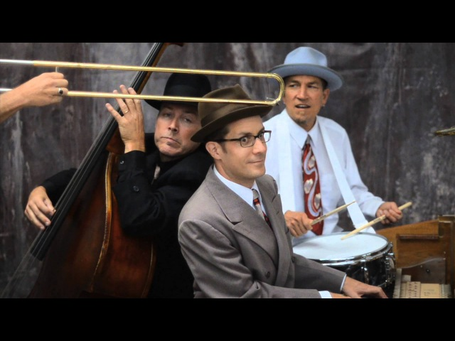 Big Bad Voodoo Daddy - Why Me? (Official Video)