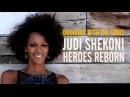 'Heroes Reborn' Star Judi Shekoni Talks New Show