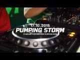 #Pumping Storm 17.10.2015