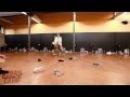 Catgroove - Parov Stelar / Hilty Bosch Showcase Streetdance / URBAN DANCE CAMP
