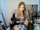 Bark At The Moon Ozzy Osbourne cover by Juliette Valduriez