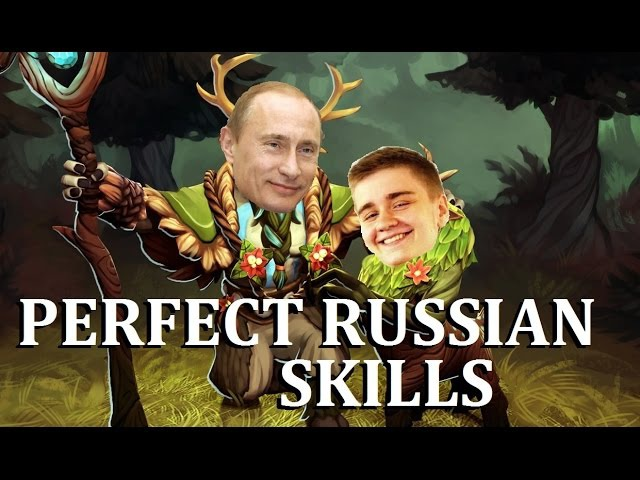 Funny Moments with n0tail 1 - Perfect Russian Skills