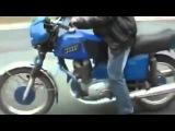 Неудача на мотоцикле  Motofail