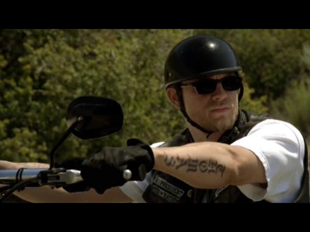 Jax Teller This is War(SOA)