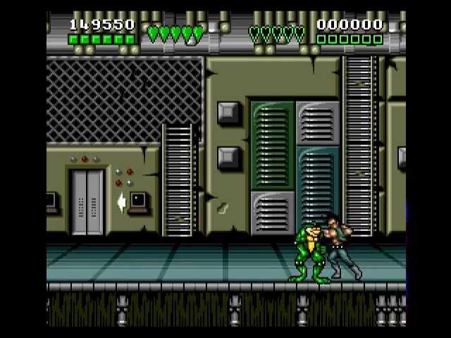 Mega Drive Longplay [256] Battletoads Double Dragon: The Ultimate Team