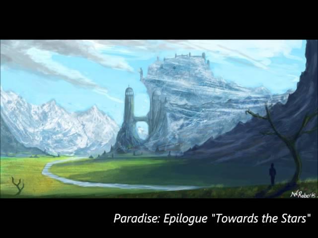 Marco Lo Muscio Paradise Epilogue Towards the Stars