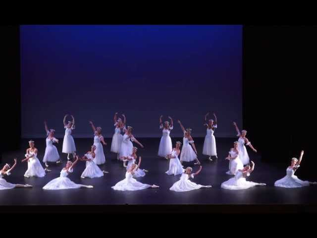 LEVINGS SCHOOL OF DANCE Senior Ballet Choreographed by Avril Levings