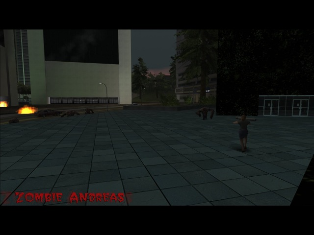 Zombie Andreas 2.0 Updated Crazy Gamemode 4