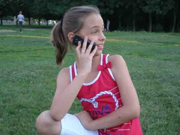 Контроль детей по телефону