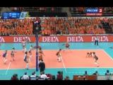 Волейбол / Женщины / Чемпионат Европы 2015 / Финал / Нидерланды - Россия / Весь матч