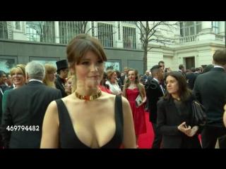 Джемма Артертон на «Olivier Awards» - 12.04.15