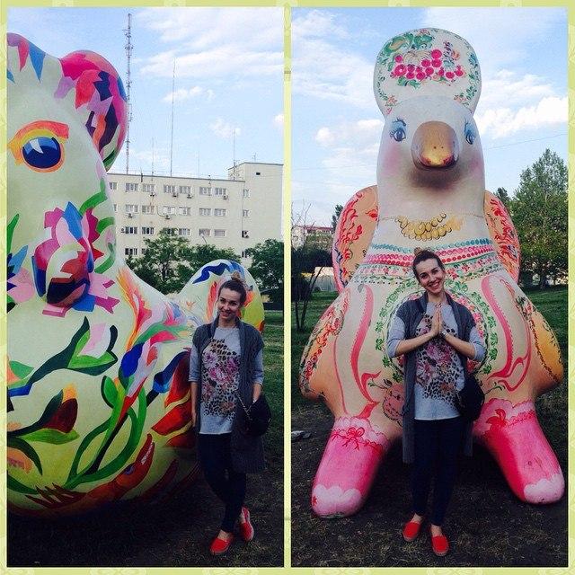 Анна Синчук | Санкт-Петербург