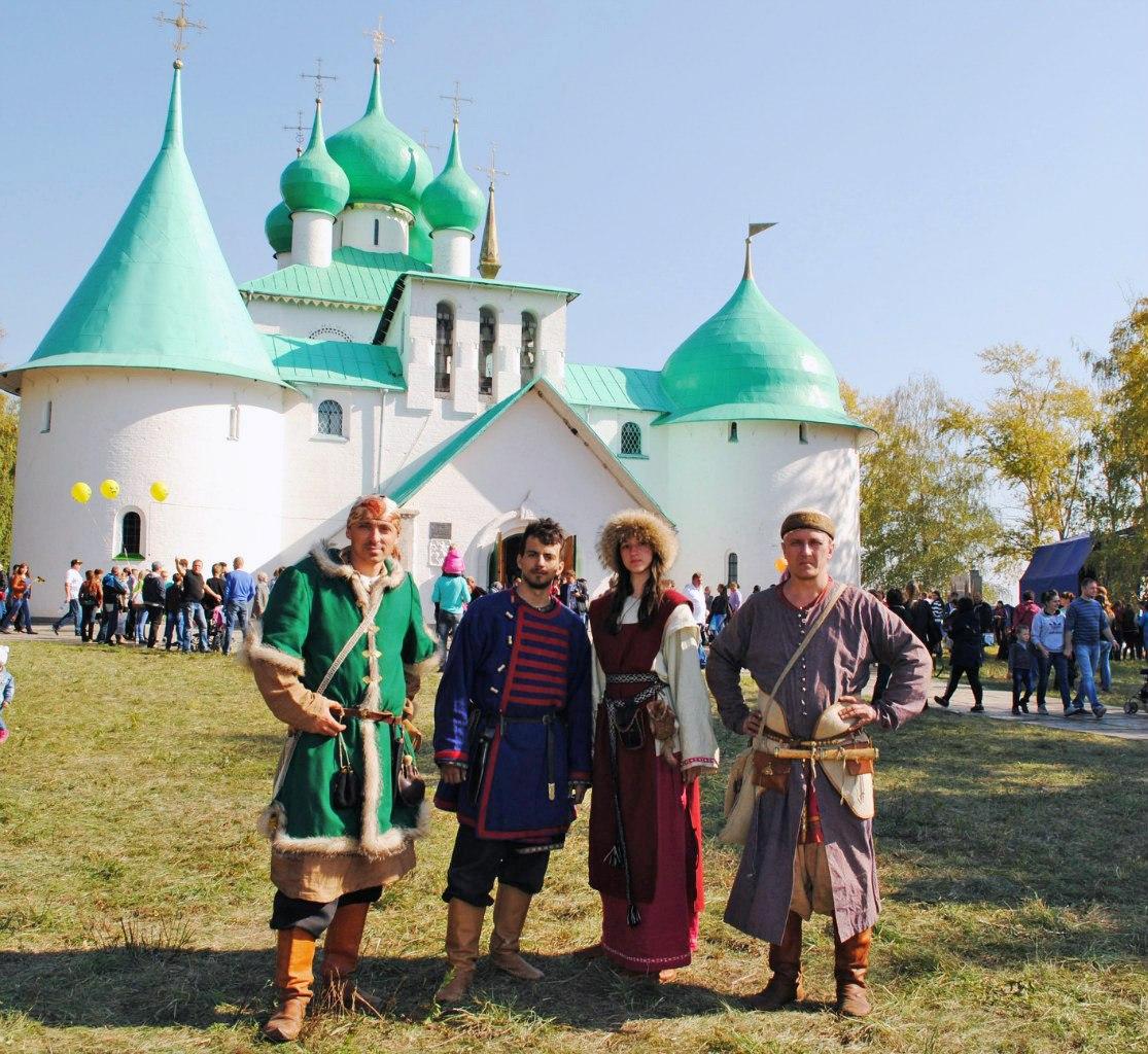 Коломна, Международный военно-исторический фестиваль «Поле Куликово»