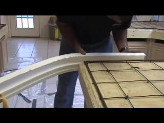 Столешница на кухне своими руками