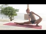 Поперечный шпагат | Комплекс упражнений Катерины Буйда