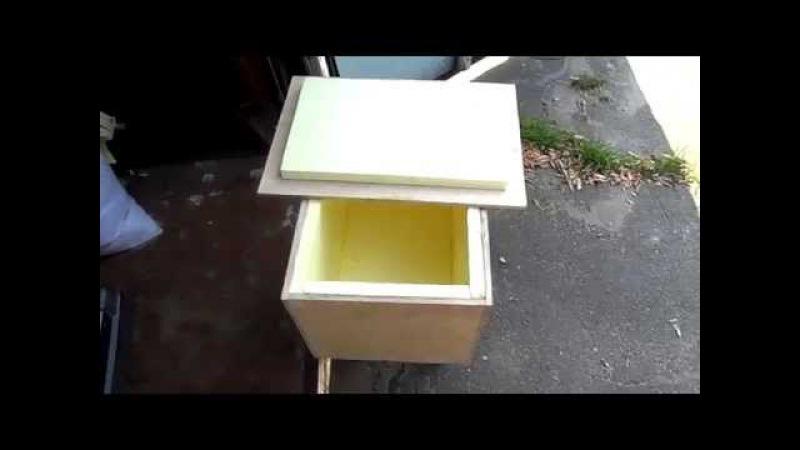 Дорожный холодильник своими руками - 3dfuse.ru