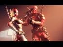 История героя. Deadpool/Дэдпул [by Кисимяка]