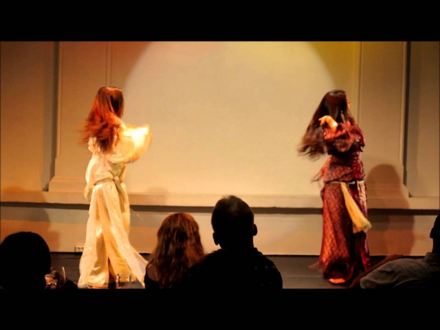 Moroccan Chaabi Dance