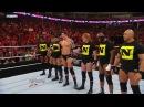 John Cena's Team vs Nexus