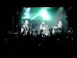 PANIK Nevada Tan - Vorbei - live DVD Niemand Hoert Dich