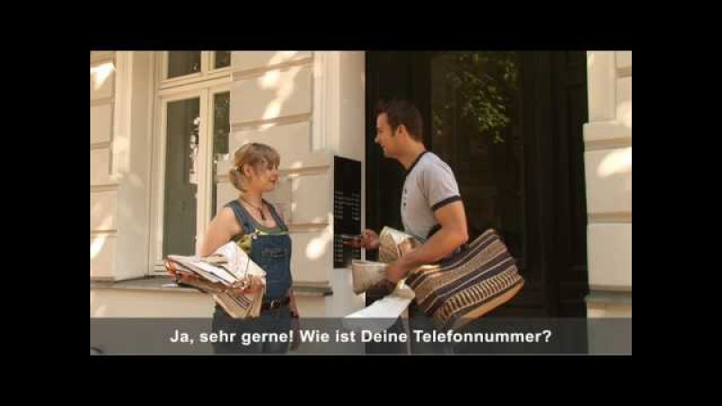 Deutsch lernen mit Videos / Learn German with videos!