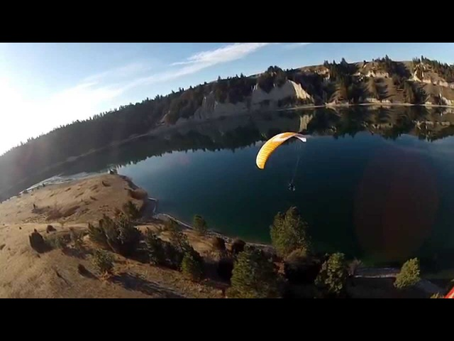 Paramotor Polson MT Powered Paragliding Competitors Hacked Off Youtube So You Wouldn't See It!