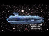 Space Ship Cruising Sound Effects Library Collection