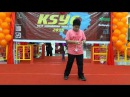Kota Samarahan YoYo Contest 2015 1A Pro Div Hafiy Aniq